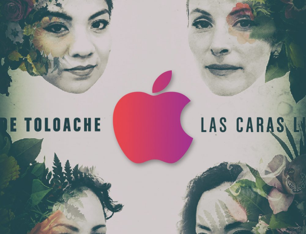 Apple iTunes Reviews 'Las Caras Lindas'