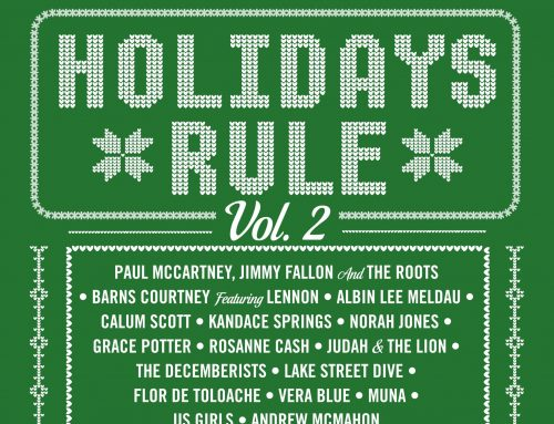 Paul McCartney's Holidays Rule (Vol. 2) featuring Flor De Toloache!
