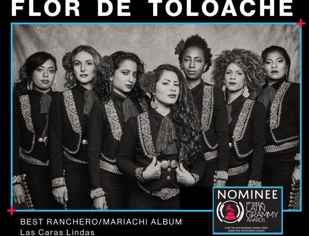 """Las Caras Lindas"" Wins Latin GRAMMY in 'Best Ranchero / Mariachi' Category!"